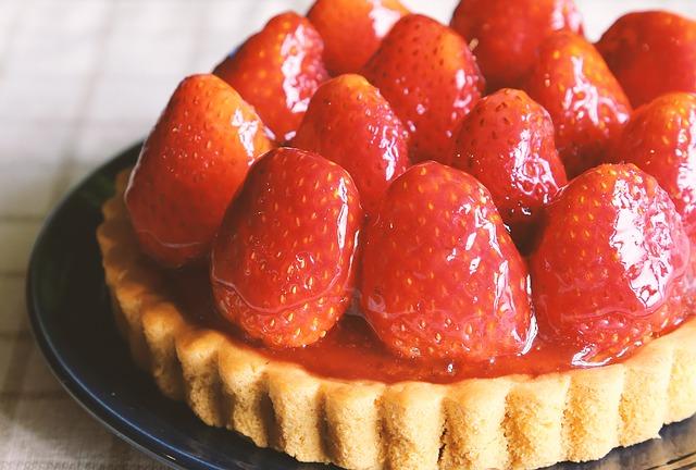 Comment réaliser sa propre tarte aux fraises ?