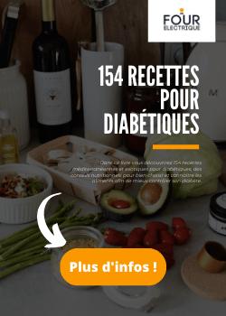 154 recettes pour diabétiques | Four-electrique.com
