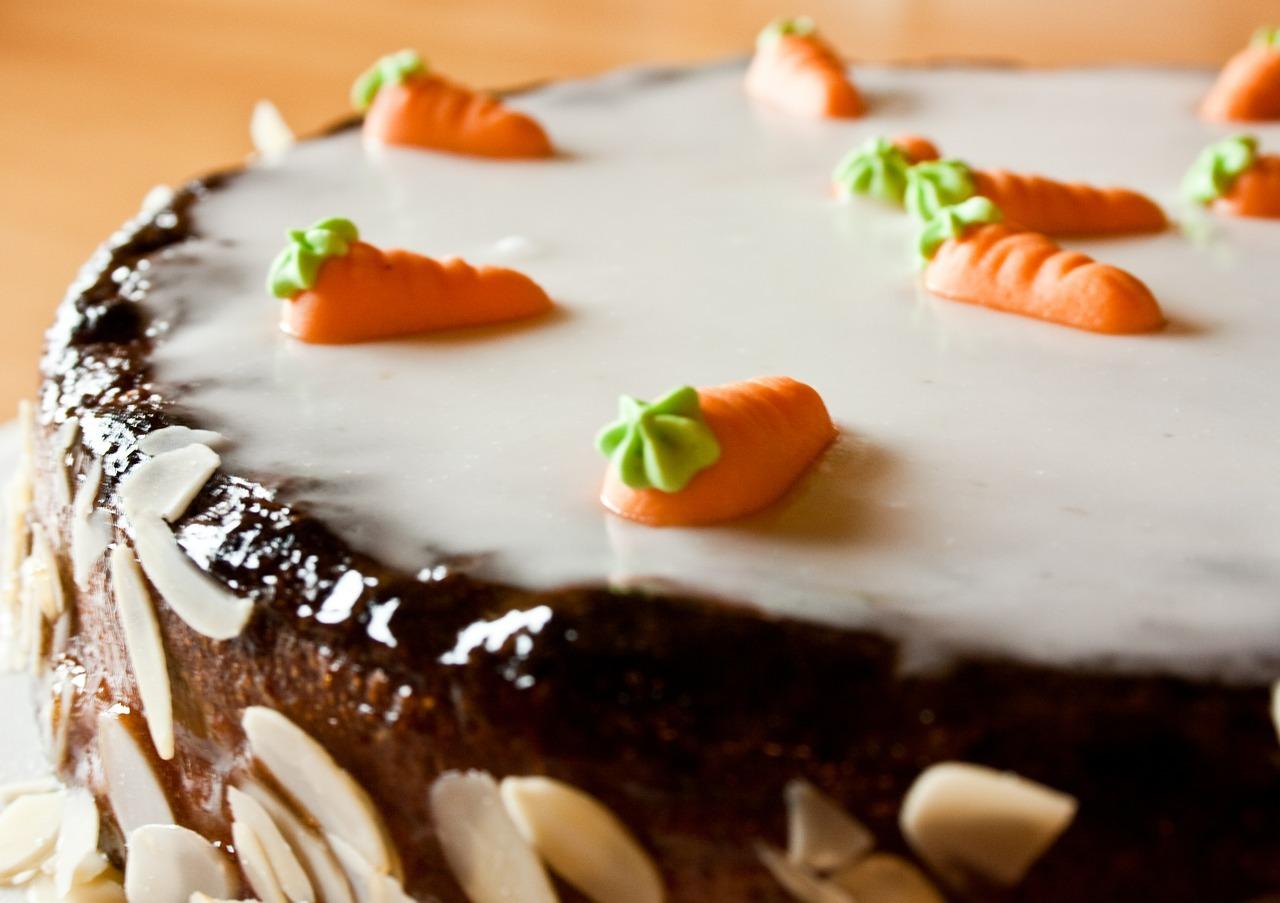 Recette facile : Gâteau à la carotte