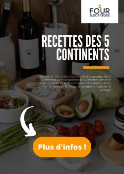 recettes des 5 continents | Four-electrique.com