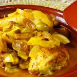 Comment faire un ragout de poulet Marocain ?
